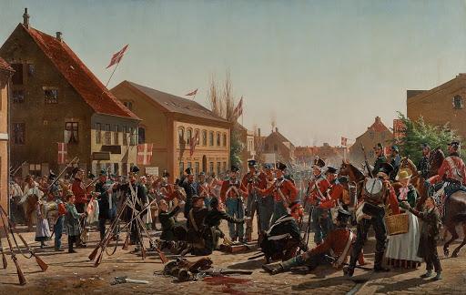 датско прусская война 1848 1850