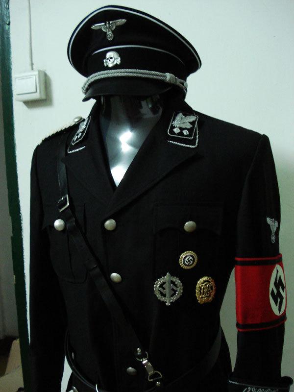 форма немецкого офицера