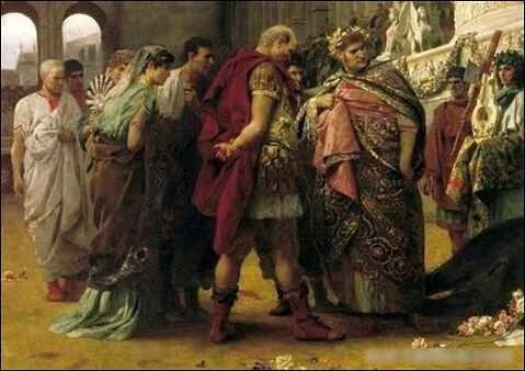 образование западной римской империи