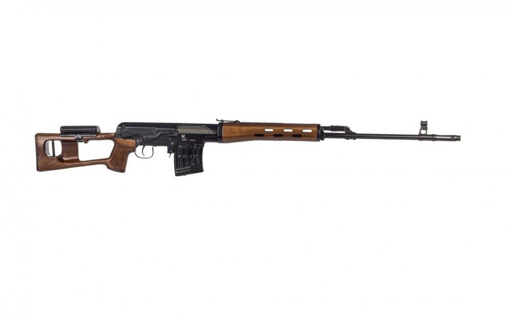 нарезное стрелковое оружие
