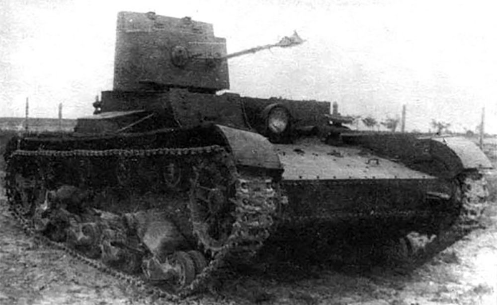 советские танки фото