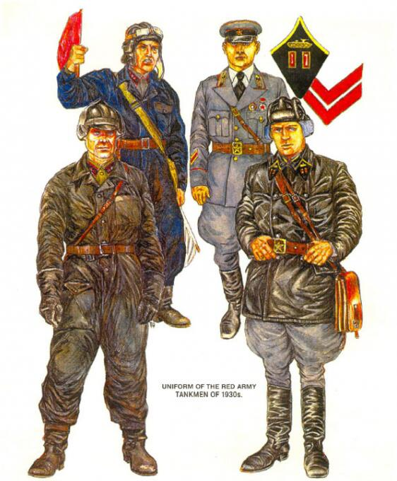 погоны в красной армии дата введения