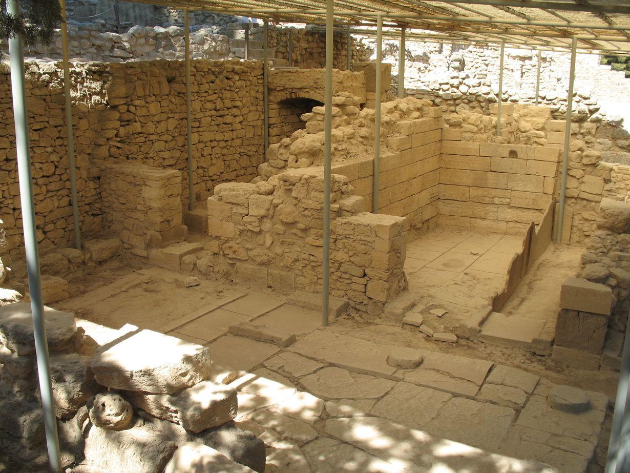 лабиринт на острове крит