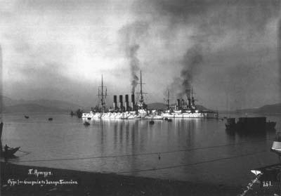 сражение в порту чемульпо