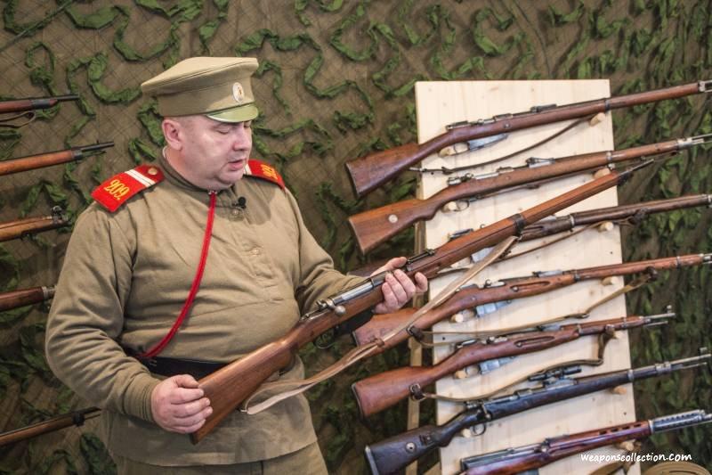 пистолеты вов 1941 1945 фото и характеристики