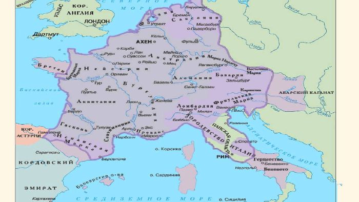 франция в 1 половине 19 века