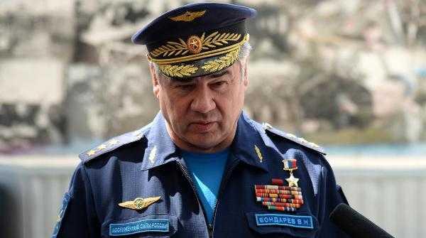 начальник главного штаба вкс