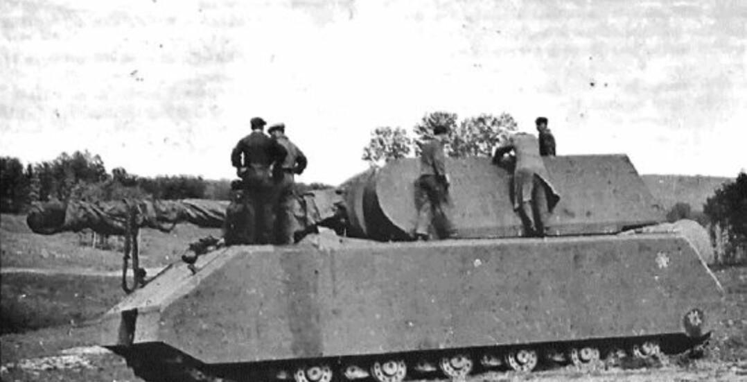 1 танк
