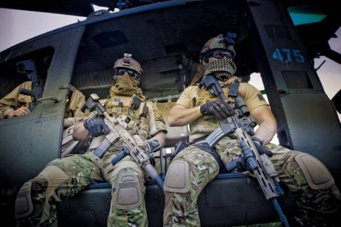 спец войска