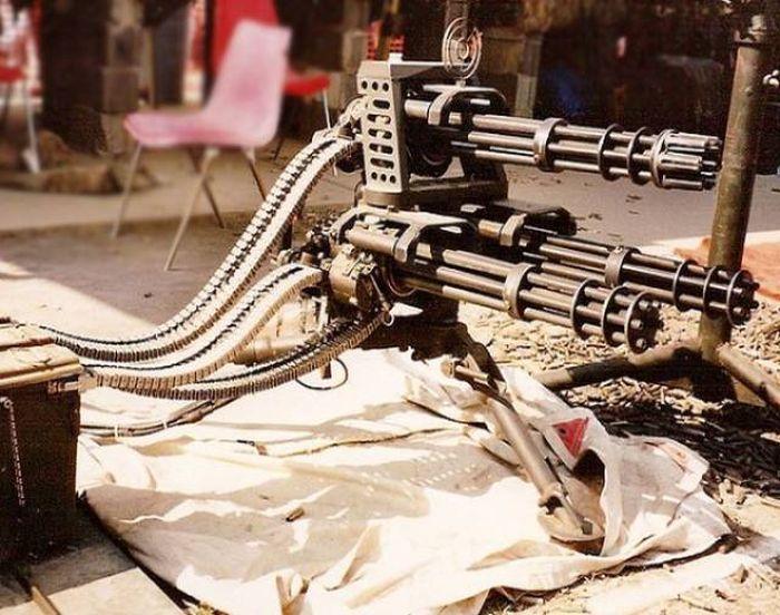 необычное оружие ближнего боя