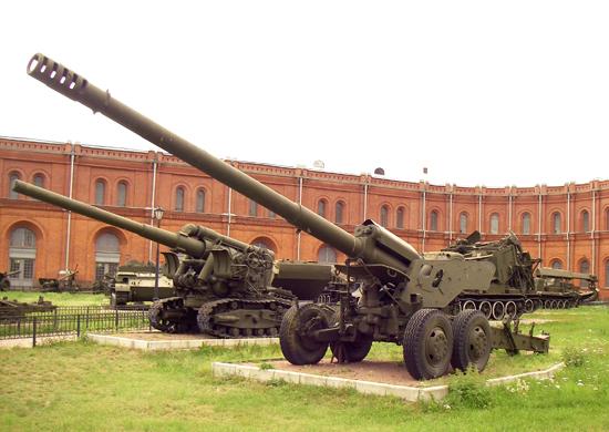 152 мм пушка 2а36