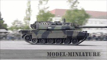leclerc танк