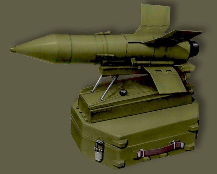 фагот противотанковый