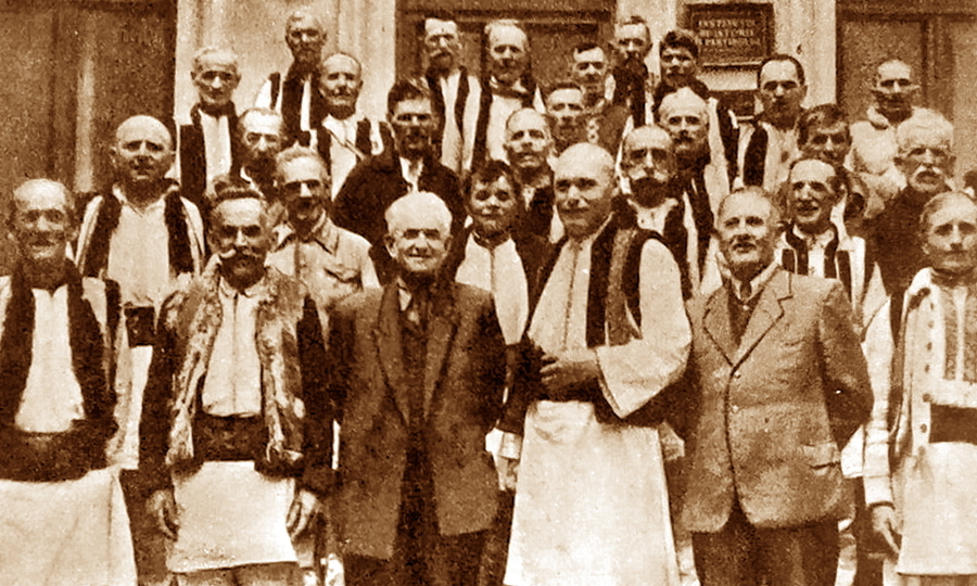 предки румын