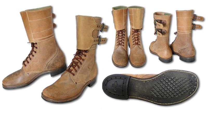 американские военные ботинки