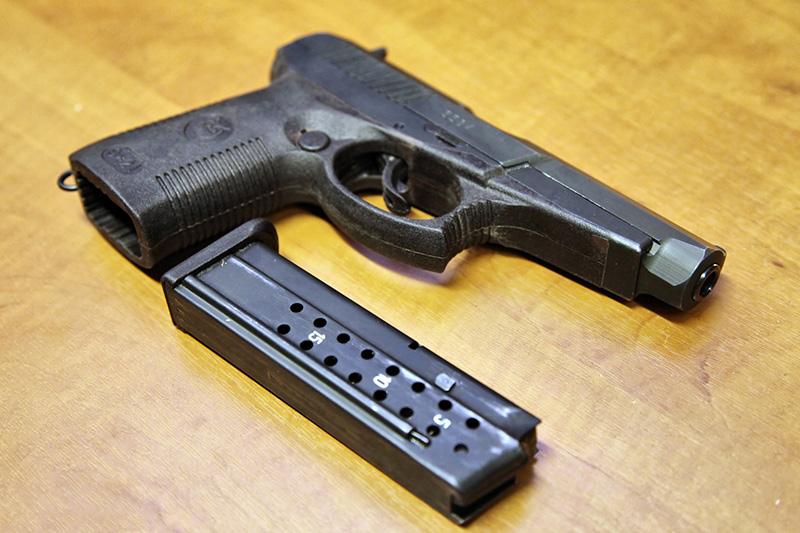 спс пистолет