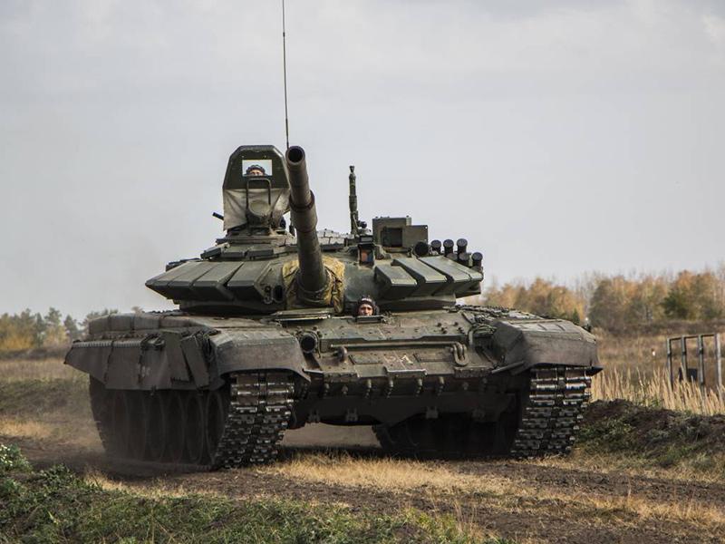 танки россии на вооружении