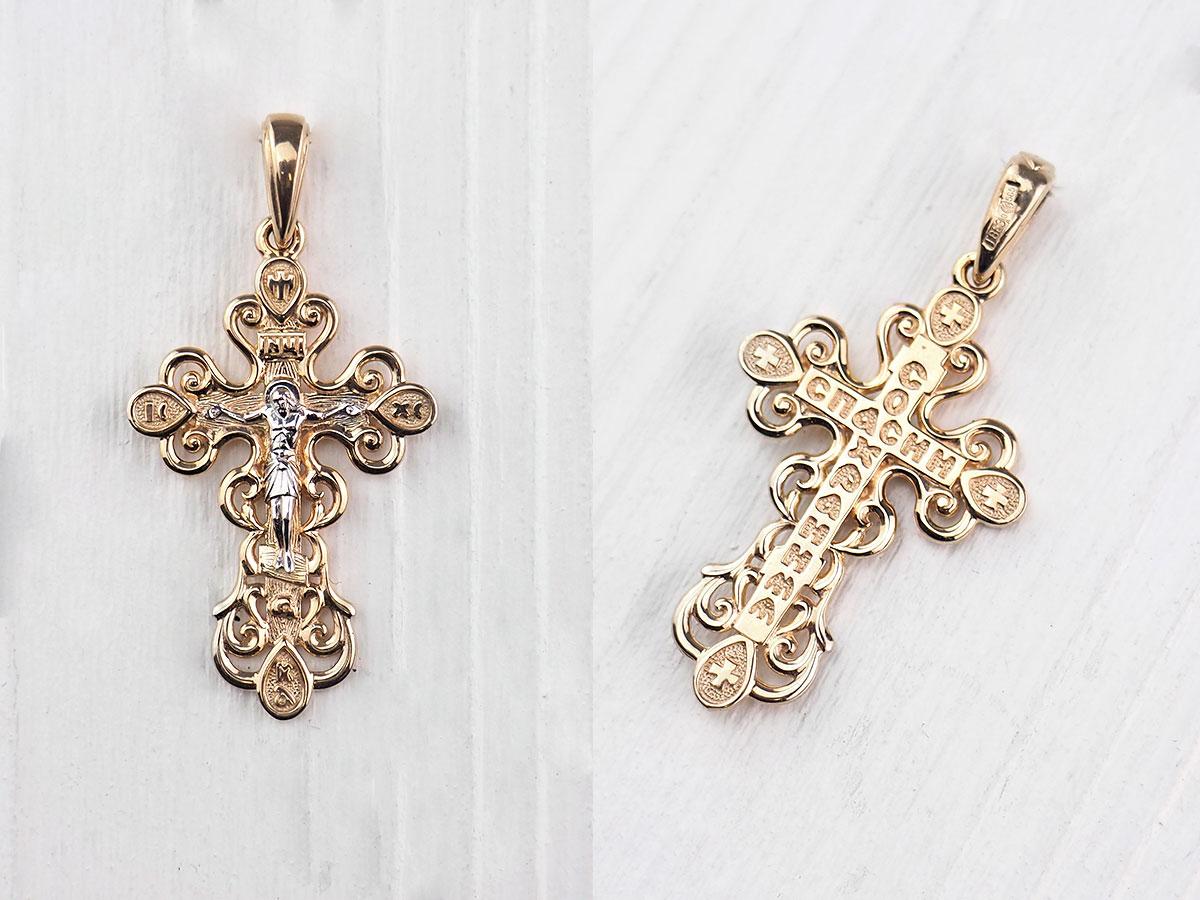 виды крестов и их значение с фото