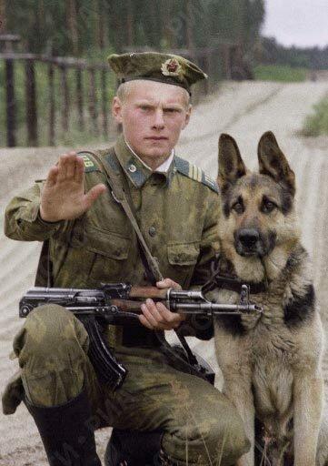 форма советского солдата