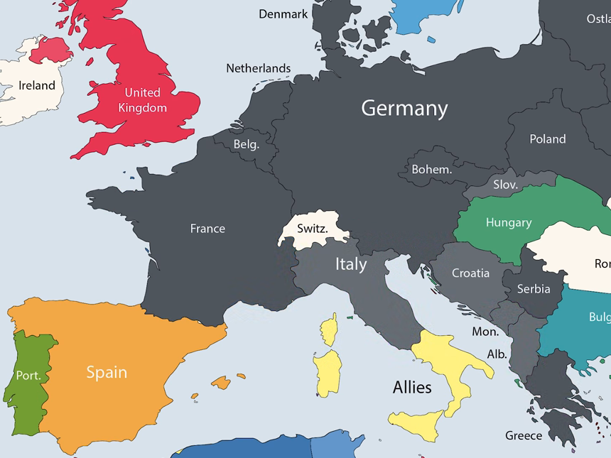 швейцария во время второй мировой войны