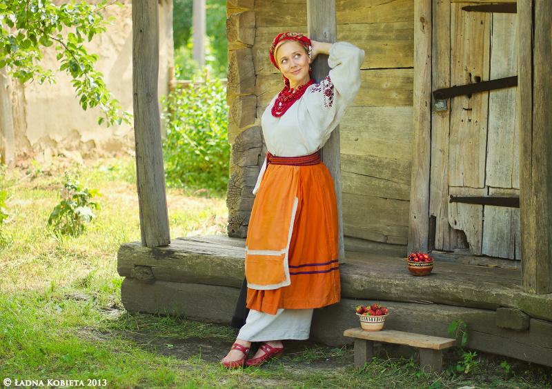украинская одежда