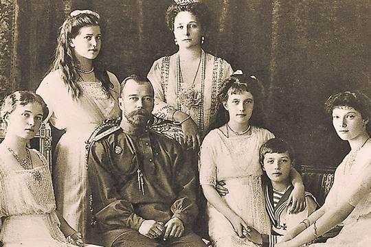 убийство николая 2 и его семьи
