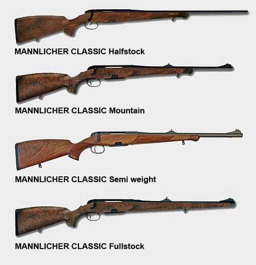 карабин манлихер 308