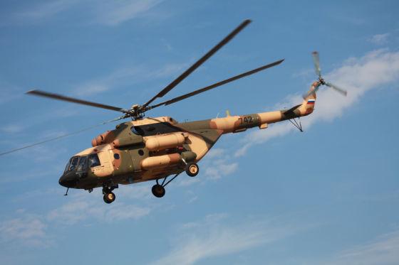 ми 17 вертолет википедия