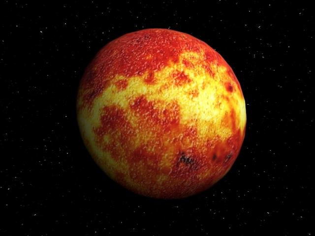 диаметр планеты меркурий