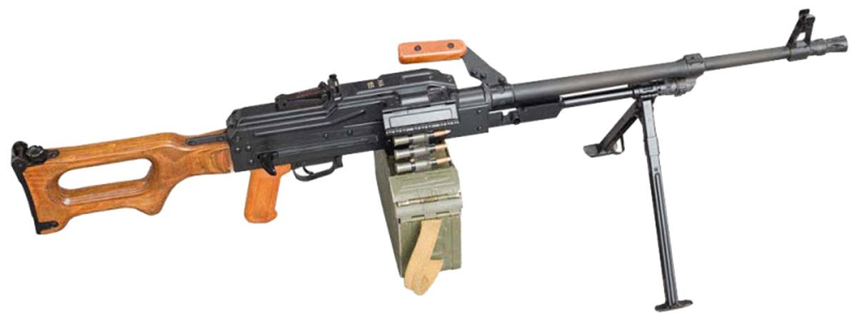 пкт пулемет калашникова