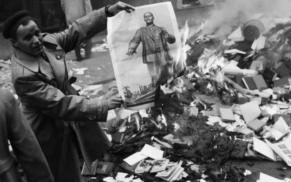 восстание в венгрии 1956 кратко
