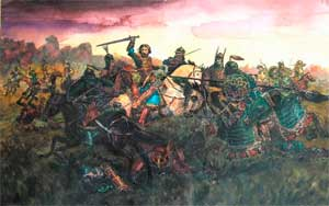 что произошло в 1223 году на руси