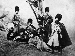 национальный костюм черкесов