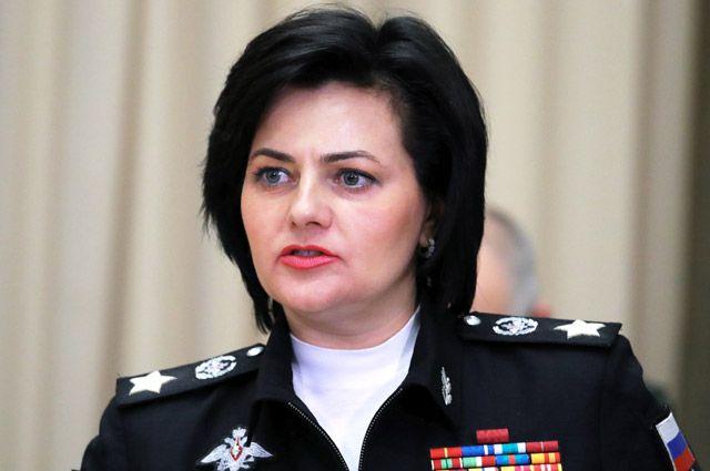 зам министра обороны татьяна шевцова