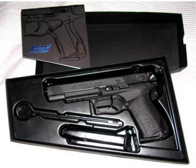 пистолет гроза 051