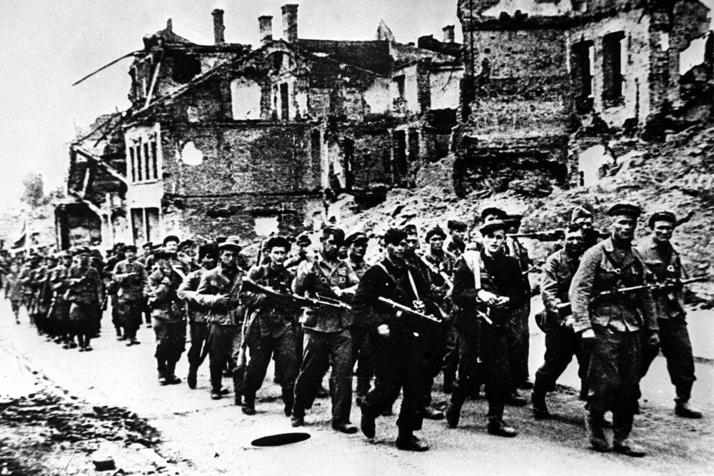сражения великой отечественной войны 1941 1945