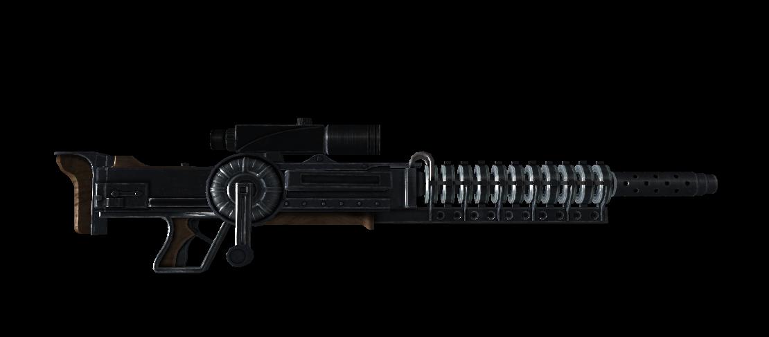 пушка гаусса принцип работы