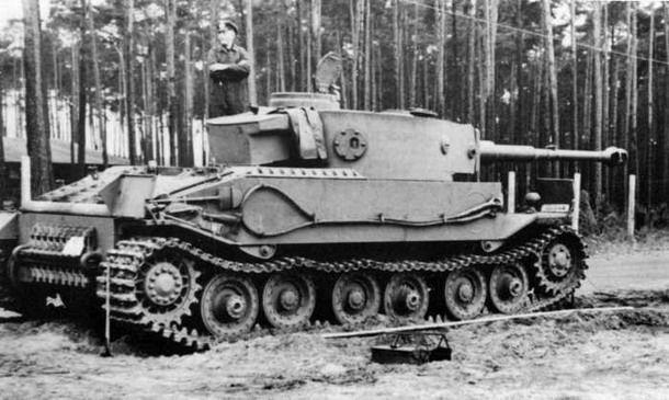 танки германии второй мировой войны