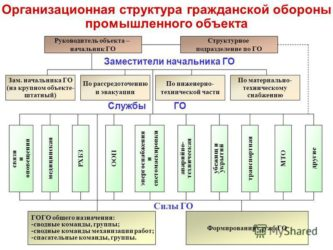 гражданская оборона российской федерации