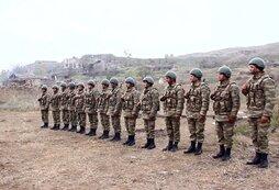 карабахский конфликт 2016