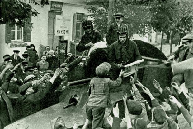 раздел польши 1939