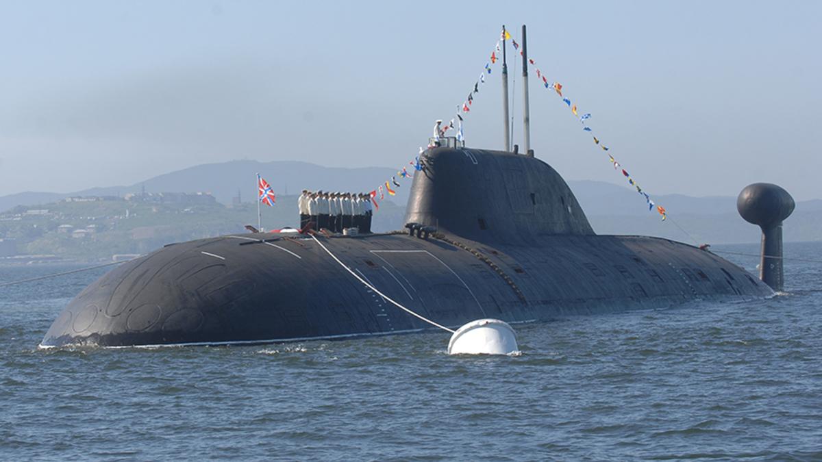 гибель подводных лодок