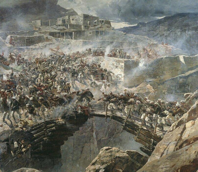 битва при ахульго