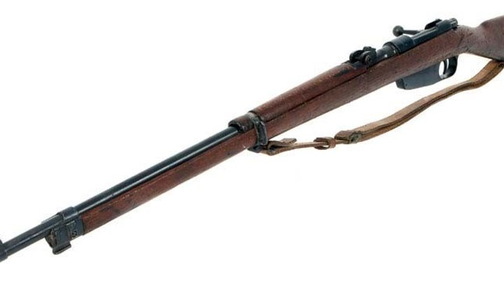 каркано m91 38