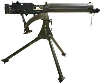 мг 08 пулемет