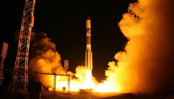 ракетоноситель протон