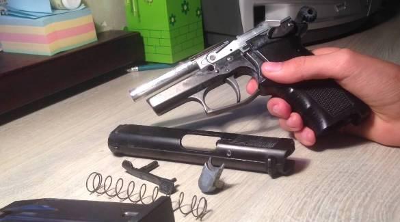 какое огнестрельное оружие разрешено в россии