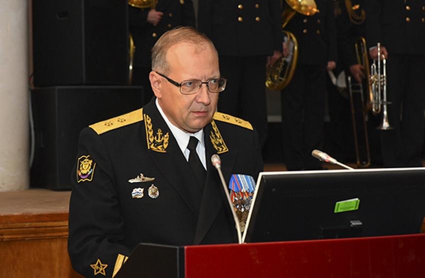 адмирал флота касатонов