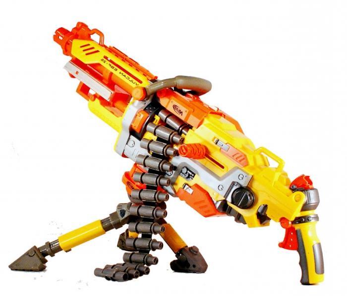 вулкан оружие