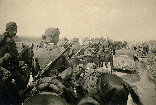когда напали немцы